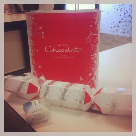 Hotel Chocolat Christmas Food